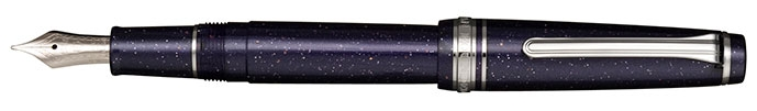 Pluma Sailor Professional Gear Slim Purple Cosmos Ed. Limitada 2018