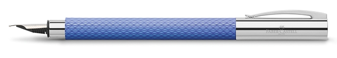 Pluma Faber-Castell Ambition OpArt Blue Lagoon